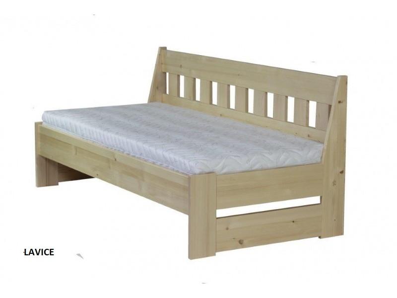 Jednolůžková postel Arleta senior