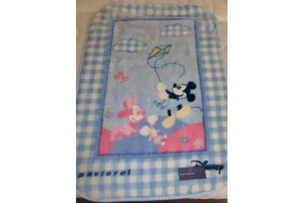 Dětská španělská deka Mickey