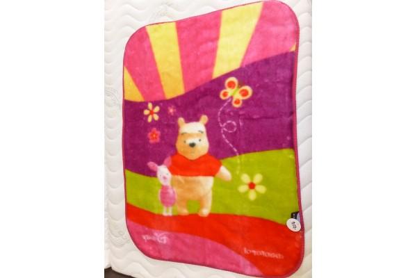 Dětská španělská deka Pú