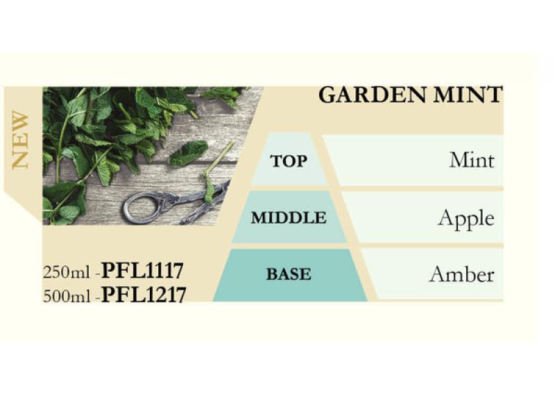 Náplň do katalytické lampy GARDEN MINT (zahradní máta) 500ml