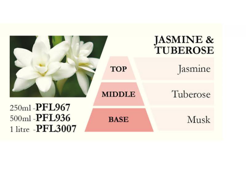 Náplň do katalytické lampy JASMINE a TUBEROSE (jasmín a tuberóza) 500 ml