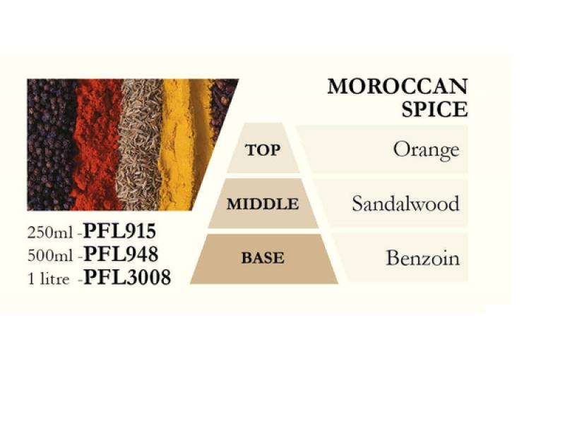 Náplň do katalytické lampy MOROCCAN SPICE (marocké koření) 500 ml