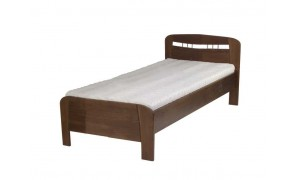 Jednolůžková postel Helia senior Smrk