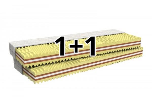 Matrace Hortenzie 1+1