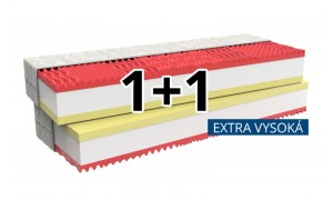 Matrace Memory Comfort Extra 1+1